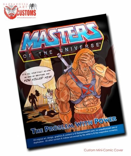 Masters of the Universe - General Tataran (carte Europe) - Barbarossa Art