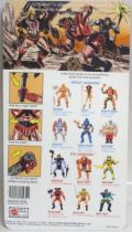 Masters of the Universe - Goat-Man (USA card) - Barbarossa Art