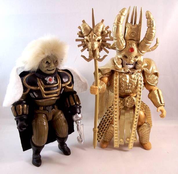 Golden God Skeletor