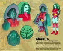 Masters of the Universe - Granita (carte Europe) - Barbarossa Art