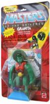 Masters of the Universe - Granita (carte USA) - Barbarossa Art