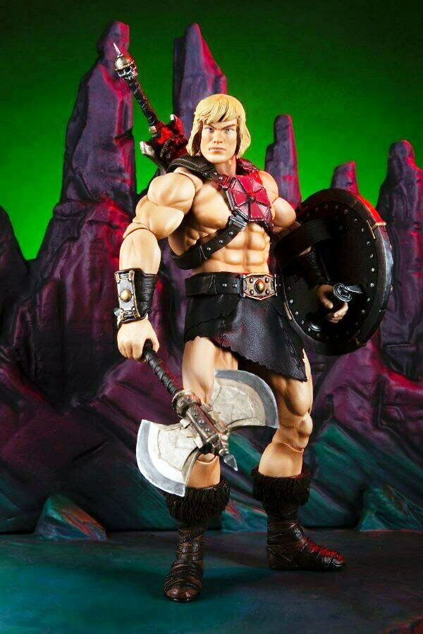 """Masters of the Universe - He-Man - Mondo 1/6 scale 12\"""" action figure"""