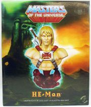 Masters of the Universe - He-Man 1/4 scale bust Tweeterhead