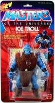 Masters of the Universe - Ice Troll / Trollos (carte USA) - Barbarossa Art