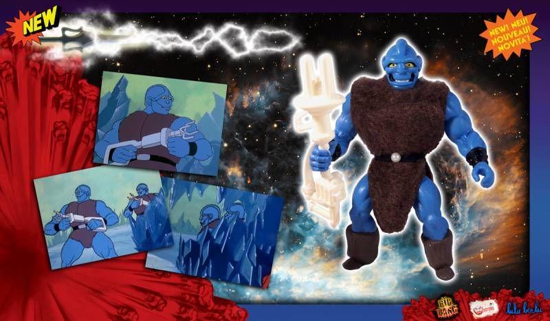 Masters of the Universe - Ice Troll (USA card) - Barbarossa Art