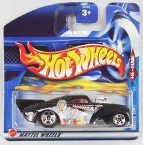 "Masters of the Universe - Mattel - Ram-Man \""Willys 1941\"" Hot Wheels 2002 n°091"