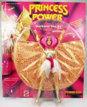 "Masters of the Universe - Mattel - Starburst She-Ra Princess of Power 11"" action figure (Power-Con Exclusive)"