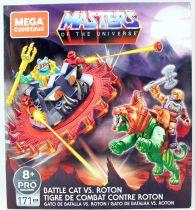 Masters of the Universe - Mega Construx - Battle Cat vs. Roton