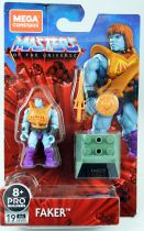 Masters of the Universe - Mega Construx Heroes mini-figure - Battle Armor Faker