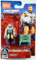 Masters of the Universe - Mega Construx Heroes mini-figure - Fisto