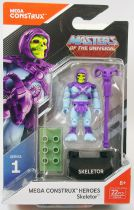 Masters of the Universe - Mega Construx Heroes mini-figure - Skeletor