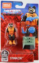 Masters of the Universe - Mega Construx Heroes mini-figure - Stinkor
