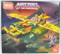 Masters of the Universe - Mega Construx Heroes mini-figure - Wind Raider Attack set