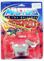Masters of the Universe - Meteorbs Tuskor (USA card)