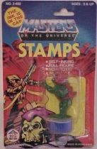 Masters of the Universe - Mini Stamp - HG Toys -  Battle Cat