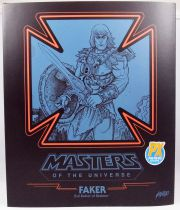 """Masters of the Universe - Mondo - Faker - 1/6 scale 12\"""" action figure (PX Exclusive)"""