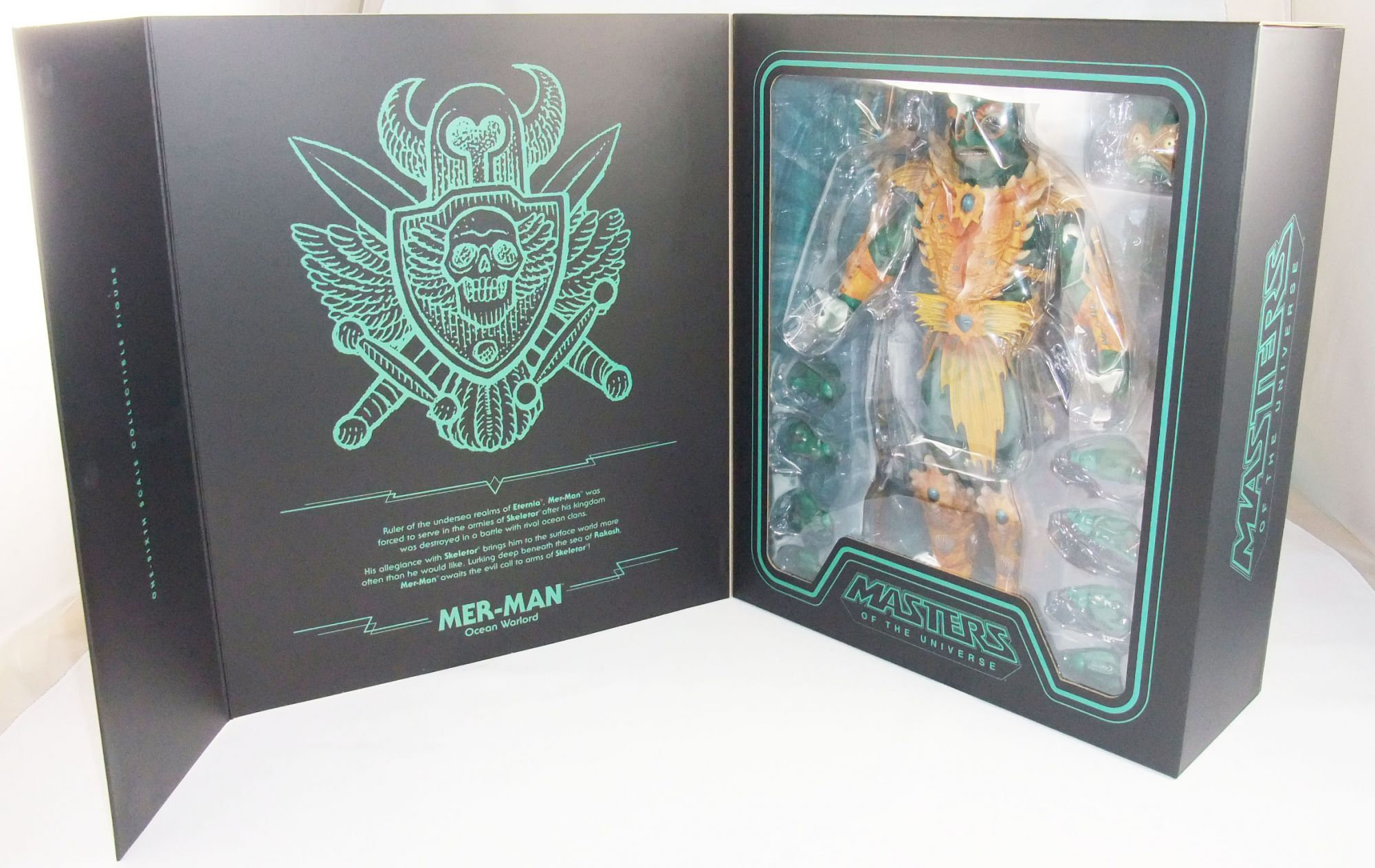 """Masters of the Universe - Mondo - Mer-Man - 1/6 scale 12\"""" action figure"""