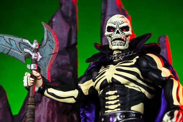 "Masters of the Universe - Mondo - Scareglow - 1/6 scale 12\"" action figure (Mondotees Exclusive)"