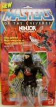 Masters of the Universe - Ninjor (USA card)