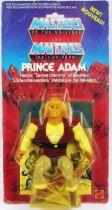Masters of the Universe - Prince Adam (carte Canada)