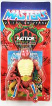 Masters of the Universe - Rattlor / Serpentor (carte USA)
