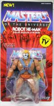 Masters of the Universe - Robot He-Man (Filmation New Vintage) - Super7