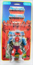 Masters of the Universe - Roboto (Yellow Border card)