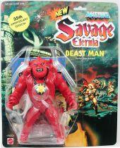 Masters of the Universe - Savage Eternia Beast Man (carte USA) - Barbarossa Art