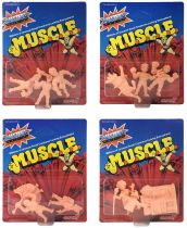 Masters of the Universe - Set of 12 M.U.S.C.L.E. Figures Series 2 - Super7