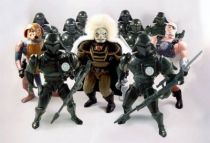 Masters of the Universe - Shock Trooper / Fantassor (carte USA) - Barbarossa Art