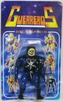 Masters of the Universe - Skeletor \'\'Guerreros del Espacio\'\' (carte Espagne)