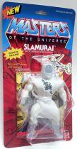 Masters of the Universe - Slamurai (USA card) - Barbarossa Art