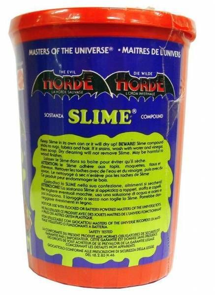 Masters of the Universe - Slime (Euro box) - Sealed box