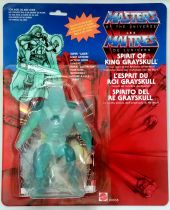 Masters of the Universe - Spirit of King Grayskull / L\'Esprit du Roi Grayskull (carte Europe) - Barbarossa Art