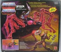 Masters of the Universe - Spydor / Mygalor (boite Canada)