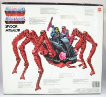 Masters of the Universe - Spydor / Mygalor (boite Europe)