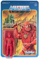 """Masters of the Universe - Super7 action-figure - Beast Man \""""mini-comics colors\"""" (Power-Con Exclusive)"""