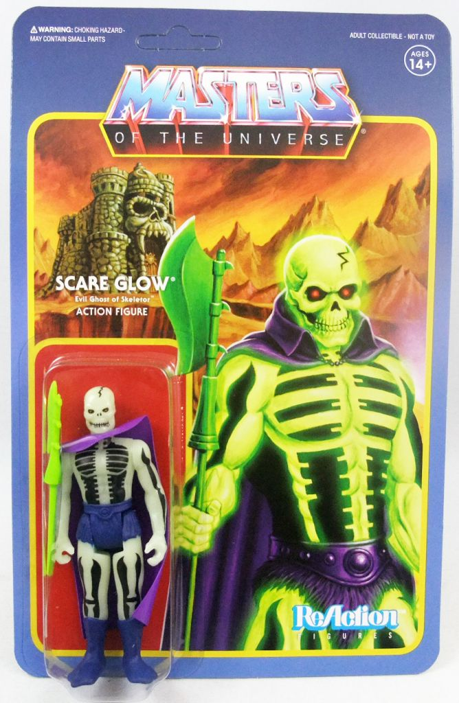 Masters of the Universe - Super7 action-figure - Scare Glow