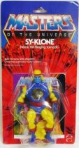 Masters of the Universe - Sy-Klone (USA card)