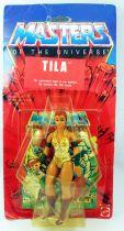 Masters of the Universe - Teela / Tila (carte Europe avec sticker rouge français)