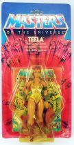 Masters of the Universe - Teela (Europe Unilogo card)