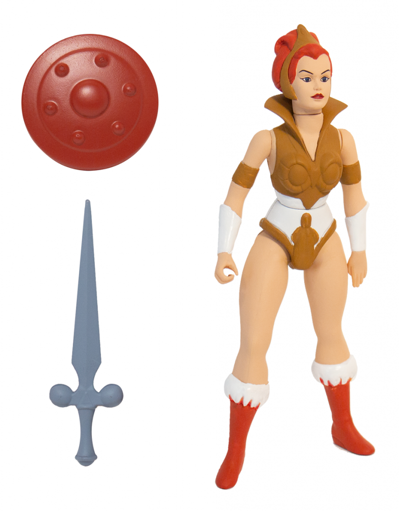 Masters of the Universe - Teela (Filmation New Vintage) - Super7