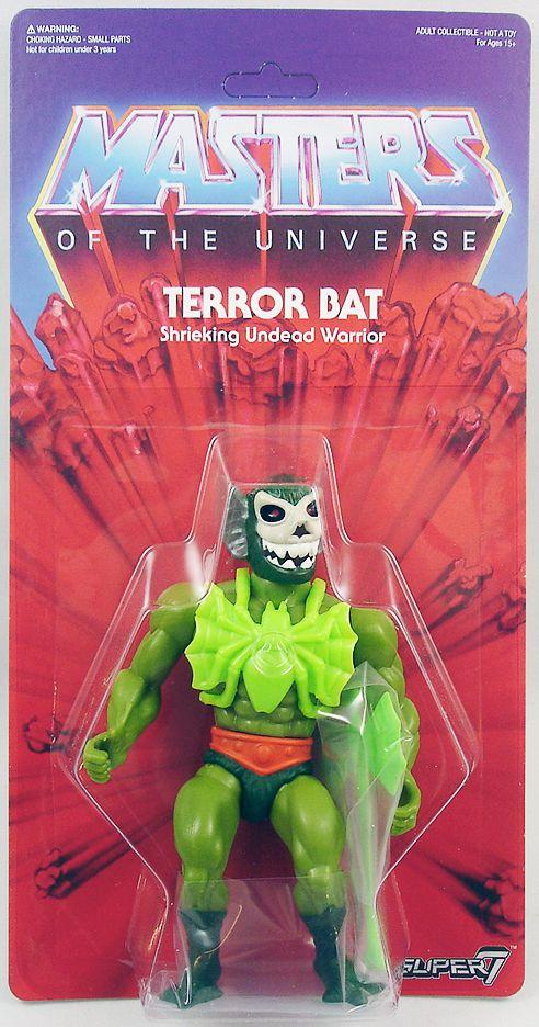 Masters of the Universe - Terror Bat (USA card) - Super7