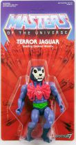 Masters of the Universe - Terror Jaguar (carte USA) - Super7