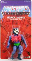 Masters of the Universe - Terror Jaguar (carte USA) - Super7