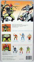 "Masters of the Universe - Trap Jaw / Dentos \""mini-comic version\"" (carte Europe) - Barbarossa Art"