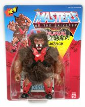 "Masters of the Universe - Unleashed Grizzlor Déchainé ""brown\"" (carte USA) - Barbarossa Art"
