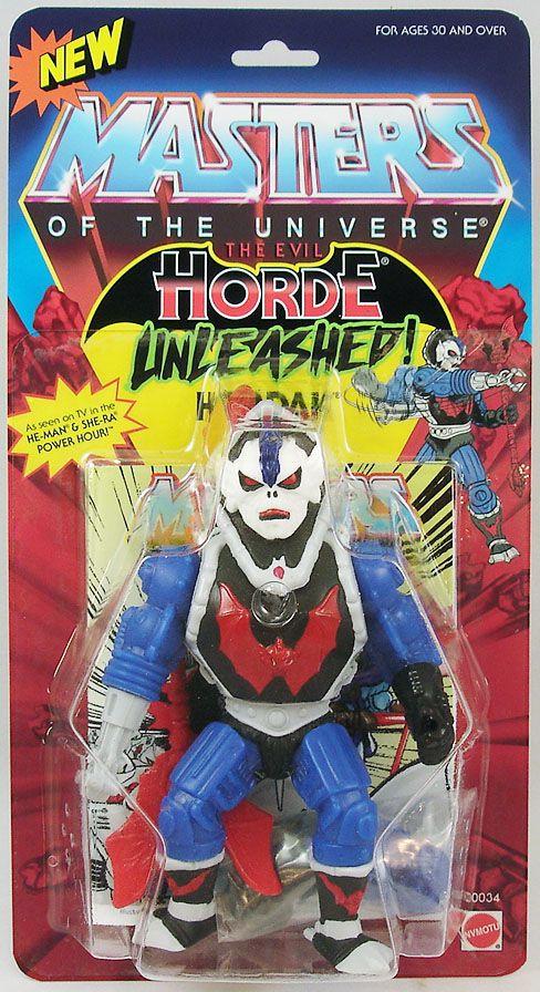 Masters of the Universe - Unleashed Hordak / Hordak le Conquérant (carte USA) - Barbarossa Art