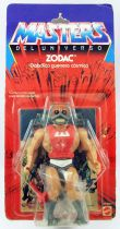 Masters of the Universe - Zodac (carte 8-back Congost Espagne)