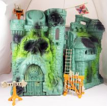 Masters of the Universe (loose) - Castle Grayskull / Château des Ombres